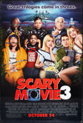"Movie Posters:Comedy, Scary Movie 3 (Miramax, 2003). One Sheet (27"" X 40"") Advance. Comedy.. ..."