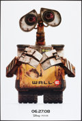 """Movie Posters:Animation, WALL·E and Other Lot (Walt Disney Pictures, 2008). One Sheets (2)(27"""" X 40"""") DS and SS Advance Styles. Animation.. ... (Total: 2Items)"""