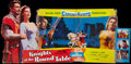 """Movie Posters:Adventure, Knights of the Round Table & Other Lot (MGM, 1953). Standees(2) (42"""" X 62""""). Adventure.. ... (Total: 2 Items)"""