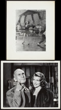 """Movie Posters:Musical, Rita Hayworth in Down to Earth (Columbia, 1947). Photos (2) (8"""" X 10""""). Musical.. ... (Total: 2 Items)"""