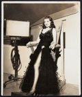 "Rita Hayworth in You'll Never Get Rich (Columbia, 1941). Photo (11"" X 13""). Musical"
