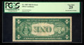 Error Notes:Inverted Reverses, Fr. 1607 $1 1935 Silver Certificate. PCGS Very Fine 25.. ...