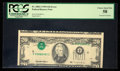 Error Notes:Inverted Third Printings, Fr. 2082-I $20 1995 Federal Reserve Note. PCGS Choice About New58.. ...