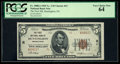 National Bank Notes:Pennsylvania, Huntingdon, PA - $5 1929 Ty. 2 The First NB Ch. # 31. ...