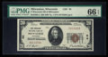 National Bank Notes:Wisconsin, Milwaukee, WI - $20 1929 Ty. 1 First Wisconsin NB Ch. # 64. ...