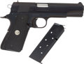 Handguns:Semiautomatic Pistol, Boxed Colt Government Model MK IV Series 80 Semi-AutomaticPistol....