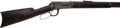 Long Guns:Lever Action, Rare First Year of Production Winchester Model 1894 Lever ActionRifle....