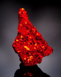 Minerals:Flourescent, DOLOMITE AND CALCITE - AN UNUSUAL BI-COLORED FRANKLINFLUORESCENT...