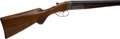 Shotgun:Double Barrel, 12 Gauge Sauer Boxlock Ejector Double Barrel Shotgun.. ...