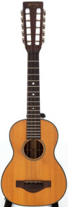 Musical Instruments:Acoustic Guitars, 1950 Martin T-18 Tiple Natural Guitar, Serial # 117532....