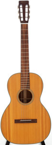 Musical Instruments:Acoustic Guitars, 1967 Martin O-16 NY Natural Acoustic Guitar, Serial # 219929....