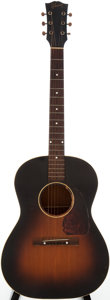 Musical Instruments:Acoustic Guitars, 1951 Gibson LG-1 Sunburst Acoustic Guitar, #8887....