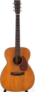 Musical Instruments:Acoustic Guitars, 1957 Martin 000-18 Natural Acoustic Guitar, Serial # 15652....