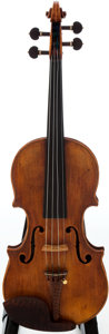 Musical Instruments:Violins & Orchestra, 2011 Old World Trading Co. Natural Patience Violin....