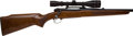 Long Guns:Bolt Action, .270 Win Pre-64 Winchester Model 70 Bolt Action Rifle with Scope. ....