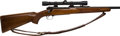 Long Guns:Bolt Action, .220 Swift Pre-64 Winchester Model 70 Bolt Action Rifle withScope.. ...