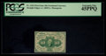 Fractional Currency:First Issue, Fr. 1242 10¢ First Issue PCGS Extremely Fine 45PPQ.. ...