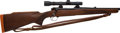 Long Guns:Bolt Action, 30/06 Pre-64 Winchester Model 70 Bolt Action Rifle with Scope.. ...
