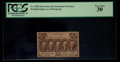 Fractional Currency:First Issue, Fr. 1282 25¢ First Issue PCGS Very Fine 30.. ...