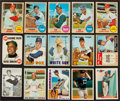 Baseball Cards:Lots, 1960's-1990's Topps Plus Other Brands Baseball Collection (850+)....