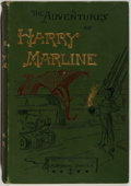 Books:Children's Books, Admiral [David Dixon] Porter. The Adventures of Harry Marline;or, Notes from an American Midshipman's Lucky Bag. Ne...