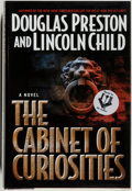Books:Mystery & Detective Fiction, Douglas Preston and Lincoln Child. SIGNED BY PRESTON. TheCabinet of Curiosities. [New York]: Warner Books, [2002]. ...