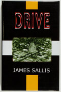 Books:Mystery & Detective Fiction, James Sallis. SIGNED. Drive. Scottsdale: Poisoned Pen Press,2005. First edition. Signed by the author on the ...