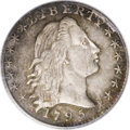 Early Half Dimes: , 1795 H10C MS62 PCGS. V-4, LM-10, R.3. Readily attributable by thewide die break from TY to star 9 on the obverse. A lovely...