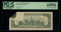 Error Notes:Foldovers, Fr. 2173-C $100 1990 Federal Reserve Note. PCGS Very Choice New 64PPQ.. ...
