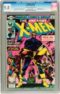 Modern Age (1980-Present):Superhero, X-Men #136 (Marvel, 1980) CGC NM/MT 9.8 Off-white to whitepages....