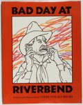 Books:Children's Books, Chris Van Allsburg. SIGNED. Bad Day at Riverbend. Boston:Houghton Mifflin, 1995. First edition. Signed and da...