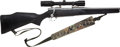 Long Guns:Bolt Action, .340 Weatherby Mark V Bolt Action Rifle with Telescopic Sight.. ...