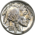 Proof Buffalo Nickels, 1936 5C Type One -- Satin Finish PR67+ PCGS. CAC....