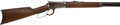 Long Guns:Lever Action, Winchester Model 1892 Lever Action Rifle together with Factory Letter....