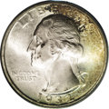 Washington Quarters: , 1932-D 25C MS65 PCGS. The undisputed key to the Washington quarterseries, this is a coin that must be seen to be fully app...