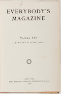 Books:Americana & American History, [Magazines]. Everybody's Magazine. Volume 14. New York:Ridgway-Thayer, 1906. First edition. Octavo. 864 pages.Illustrated....