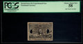 Fractional Currency:Second Issue, Fr. 1283SP 25¢ Second Issue Experimental Face PCGS Choice About New 58. . ...