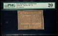 Colonial Notes:New Hampshire, New Hampshire April 29, 1780 $2 PMG Very Fine 20.. ...