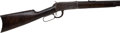 Long Guns:Lever Action, Engraved Winchester Model 1894 Lever Action Rifle....