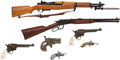Miscellaneous, Lot of Seven Miniature Firearms.... (Total: 7 Items)