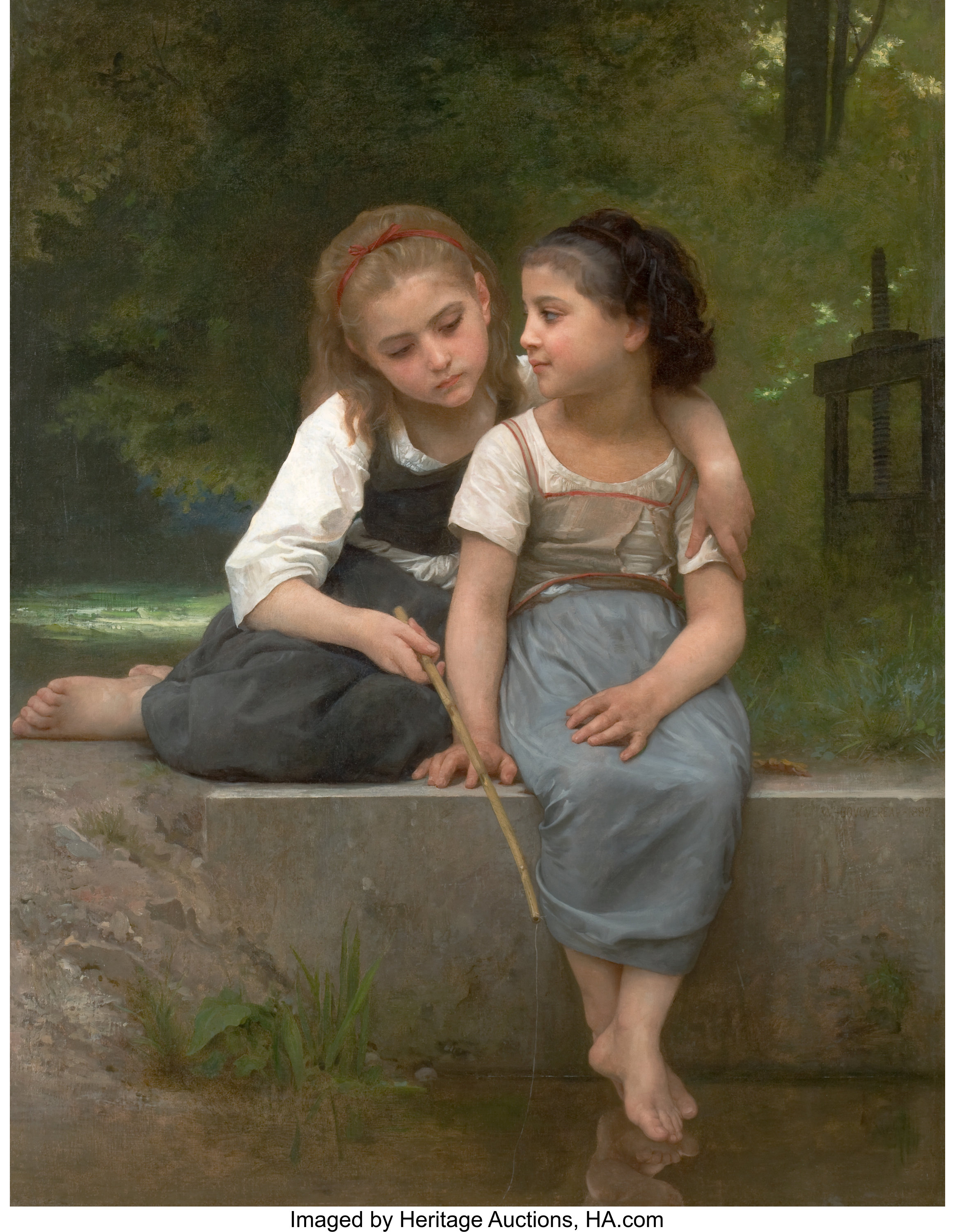 William Bouguereau French Realist Classical 112 ART
