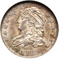 Bust Dimes, 1828 10C Small Date MS65 NGC. JR-1, R.2....