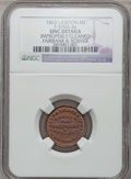 Civil War Merchants, 1863 Fairbank & Scriver, Lawton, MI, F-570A-4a, R.9 -Improperly Cleaned - NGC Details. Unc.. From The Clifton A.Temple C...