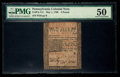 Colonial Notes:Pennsylvania, Pennsylvania May 1, 1760 £5 PMG About Uncirculated 50.. ...