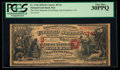 National Bank Notes:California, San Francisco, CA - $5 Original National Gold Bank Note Fr. 1136The First National Gold Bank Ch. # 1741. ...