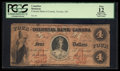 Canadian Currency: , Toronto, ON- The Colonial Bank of Canada $4 May 4, 1859 Ch #130-10-04-08. ...