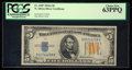 Small Size:World War II Emergency Notes, Fr. 2307 $5 1934A North Africa Silver Certificate. PCGS Choice New 63PPQ.. ...