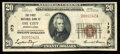 National Bank Notes:Pennsylvania, Oil City, PA - $20 1929 Ty. 1 The First NB Ch. # 173. ...