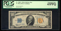 Small Size:World War II Emergency Notes, Fr. 2309* $10 1934A North Africa Silver Certificate. PCGS Extremely Fine 45PPQ.. ...