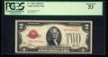 Small Size:Legal Tender Notes, Fr. 1503 $2 1928B Legal Tender Note. PCGS About New 53.. ...